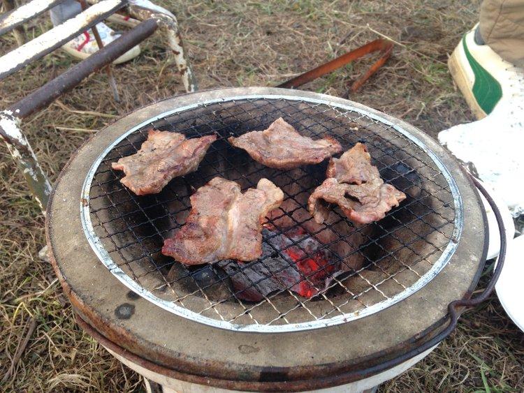 焼肉 葡萄畑